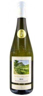 APREMONT 2013 - DOMAINE DE ROUZAN (France - Vin Savoie - Savoie AOC - Vin Blanc - 0,75 L)