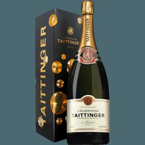 Magnum cuvee prestige champagne taittinger au meilleur - Champagne taittinger cuvee prestige ...