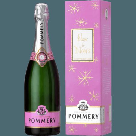 CHAMPAGNE POMMERY - WINTERTIME BLANC DE NOIRS - EN ETUI