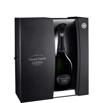 CHAMPAGNE LAURENT-PERRIER - GRAND SIECLE - EN COFFRET LUXE