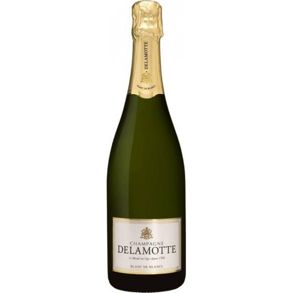 Champagne delamotte au meilleur prix du net for Prix du gravillon blanc
