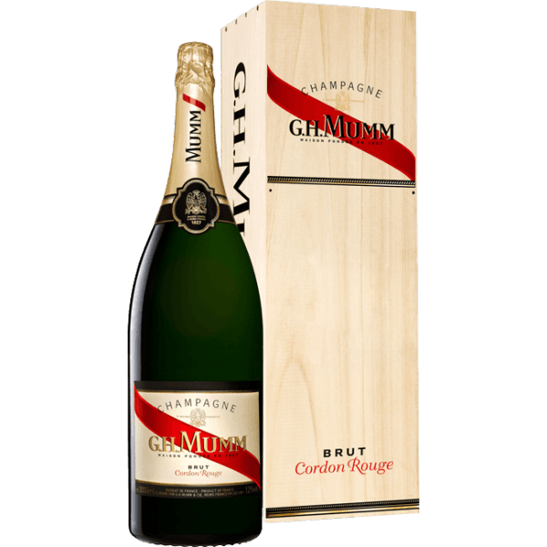 mumm cordon rouge jeroboam 3 l vinatis. Black Bedroom Furniture Sets. Home Design Ideas