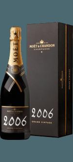 CHAMPAGNE MOET ET CHANDON - GRAND VINTAGE 2006 - EN COFFRET