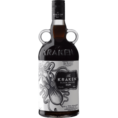 RHUM KRAKEN BLACK SPICED