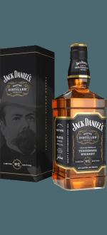 JACK DANIEL'S MASTER DISTILLERS N° 1