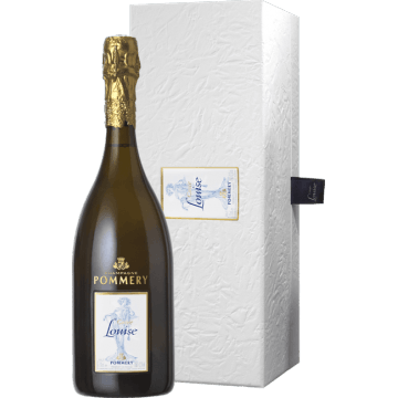 CHAMPAGNE POMMERY - CUVEE LOUISE 2004 - COFFRET LUXE