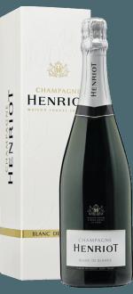 CHAMPAGNE HENRIOT - BLANC DE BLANCS - EN ETUI
