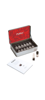 SET 12 AROMES VIN ROUGE + LIVRET - RED WINE ESSENCES SET - PULLTEX