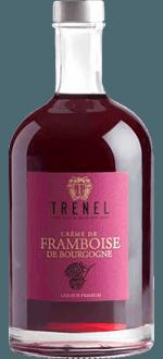 CRÈME DE FRAMBOISE DE BOURGOGNE - DOMAINE TRENEL