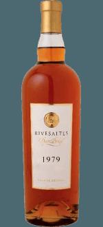 RIVESALTES GRANDE RESERVE 1979 - VIGNOBLES DOM BRIAL