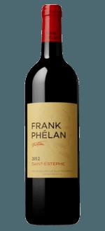 DEMI-BOUTEILLE FRANK PHELAN 2012 - SECOND VIN DU CHATEAU PHELAN SEGUR