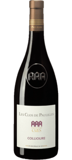 COLLIOURE ROUGE 2015 - CLOS DE PAULILLES