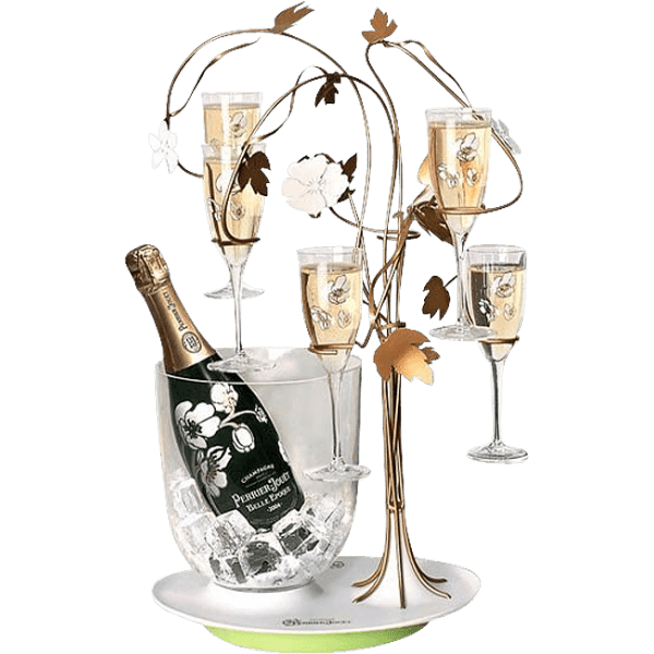 Achat arbre de degustation champagne perrier jouet sur for Arbre maison jouet