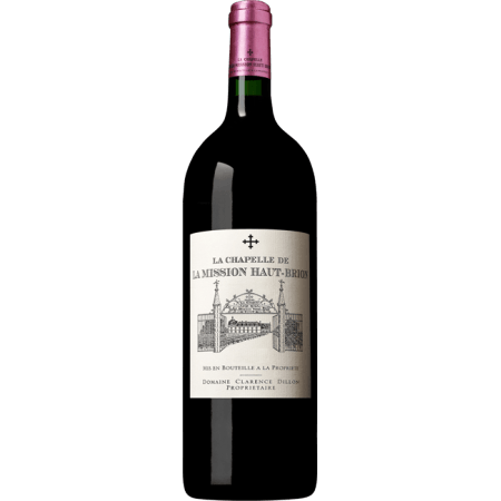 MAGNUM LA CHAPELLE DE LA MISSION HAUT BRION 2009
