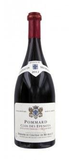 POMMARD 1ER CRU CLOS DES EPENOTS 2012 - CHATEAU DE MEURSAULT (France - Vin Bourgogne - Pommard 1er Cru AOC - Vin Rouge - 0,75 L)