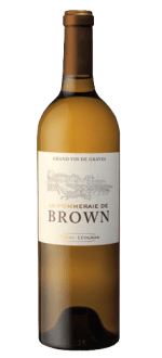 LA POMMERAIE DE BROWN 2014 - SECOND VIN DU CHATEAU BROWN