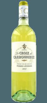 LA CROIX DE CARBONNIEUX 2014 - SECOND VIN DU CHATEAU CARBONNIEUX