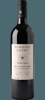 VIEILLES VIGNES 2014 - DOMAINE GAUBY