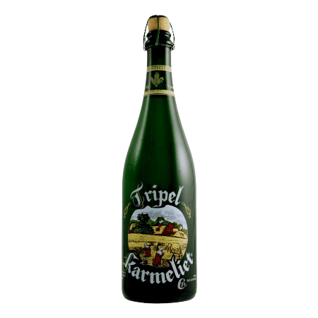 TRIPLE KARMELIET 75CL - BRASSERIE BOSTEELS
