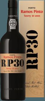 TAWNY 30 ANS - RAMOS PINTO - EN ETUI
