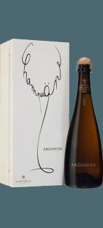 CHAMPAGNE HENRI GIRAUD - ARGONNE 2004 - COFFRET LUXE