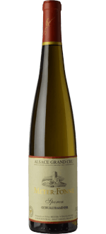 GEWURZTRAMINER GRAND CRU SPOREN 2013 - DOMAINE MEYER FONNE