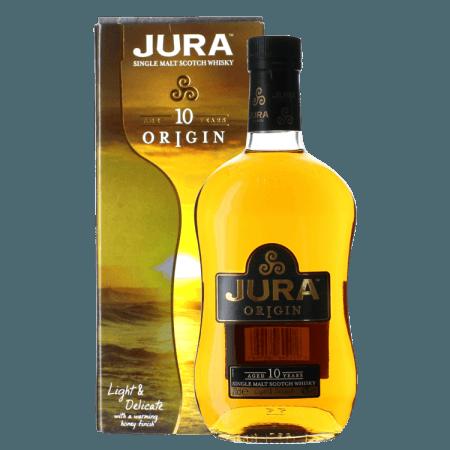 JURA 10 ANS ORIGIN - EN ETUI