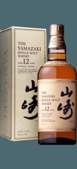 YAMAZAKI 12 ANS - EN ETUI