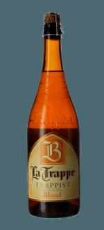 LA TRAPPE BLONDE 75CL - BRASSERIE KONINGSHOEVEN