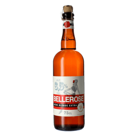BELLEROSE BLONDE EXTRA 75CL - BRASSERIE DES SOURCES