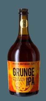 GRUNGE IPA 75CL - BRASSERIE ELAV