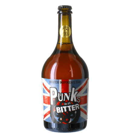 PUNKS DO IT BITTER 75CL - BRASSERIE ELAV