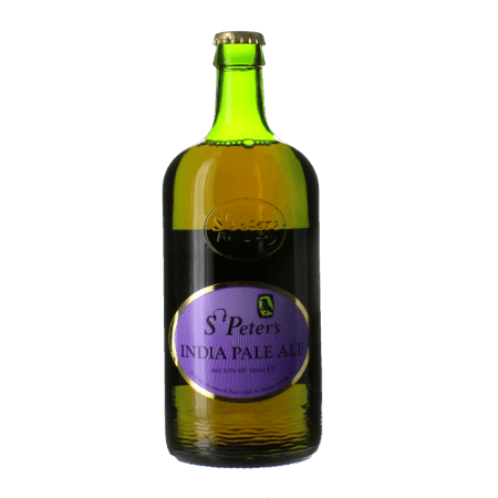 INDIAN PALE ALE 50CL - ST PETER'S