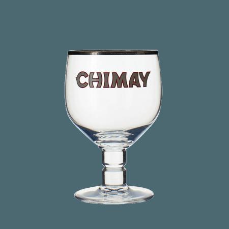 VERRE CHIMAY 33CL - ABBAYE DE CHIMAY