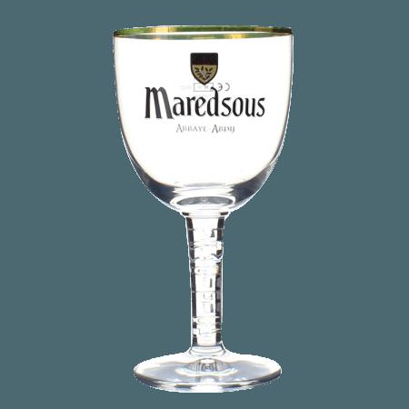 VERRE MAREDSOUS 33CL - ABBAYE DE MAREDSOUS