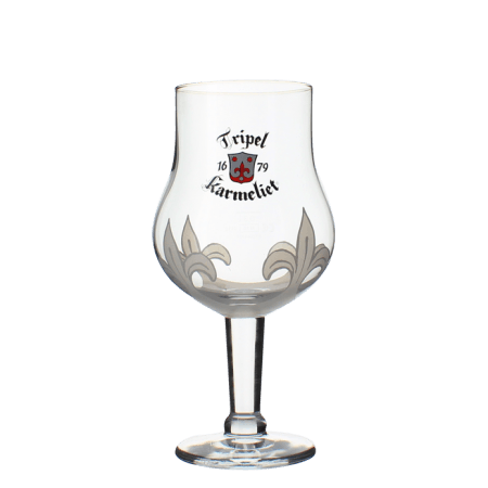 VERRE TRIPLE KARMELIET 30CL - BRASSERIE BOSTEELS