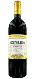 PROBUS 2005 - CLOS TRIGUEDINA (France - Vin Sud-Ouest - Cahors AOC - Vin Rouge - 0,75 L)