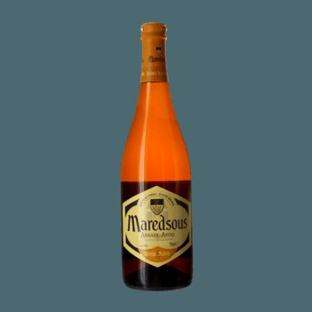 MAREDSOUS 6 BLONDE 75CL - ABBAYE DE MAREDSOUS