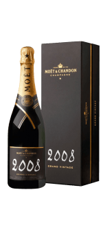 CHAMPAGNE MOET ET CHANDON - GRAND VINTAGE 2008 - EN COFFRET