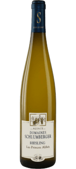 DEMI-BOUTEILLE RIESLING 2013 - LES PRINCES ABBES - DOMAINE SCHLUMBERGER