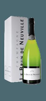 CHAMPAGNE LE BRUN DE NEUVILLE - CUVEE CHARDONNAY - MAGNUM