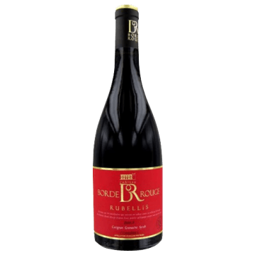 RUBELLIS 2015 - CHATEAU BORDE ROUGE
