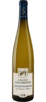 GEWURZTRAMINER 2014 - LES PRINCES ABBES - DOMAINE SCHLUMBERGER