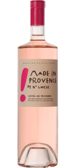 MADE IN PROVENCE 2016 - DOMAINE SAINTE LUCIE