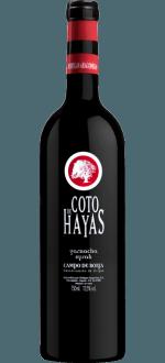 BODEGAS ARAGONESAS - COTO DE HAYAS 2015