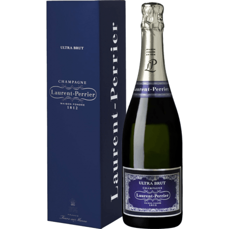 CHAMPAGNE LAURENT-PERRIER - ULTRA BRUT -