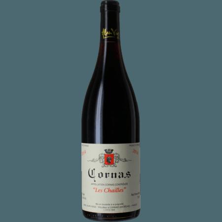 CORNAS LES CHAILLES 2014 - DOMAINE ALAIN VOGE