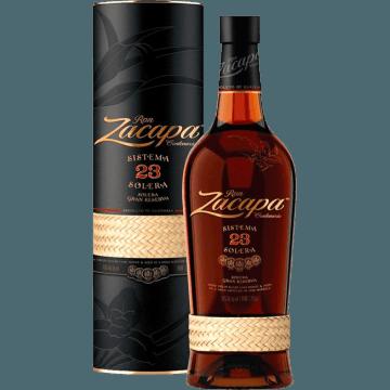 RHUM ZACAPA 23 - EN ETUI