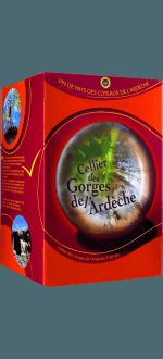 CUBI MARSELAN - CELLIER DES GORGES DE L'ARDECHE