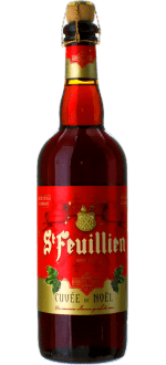 SAINT FEUILLIEN CUVEE DE NOEL 75CL - BRASSERIE SAINT FEUILLIEN